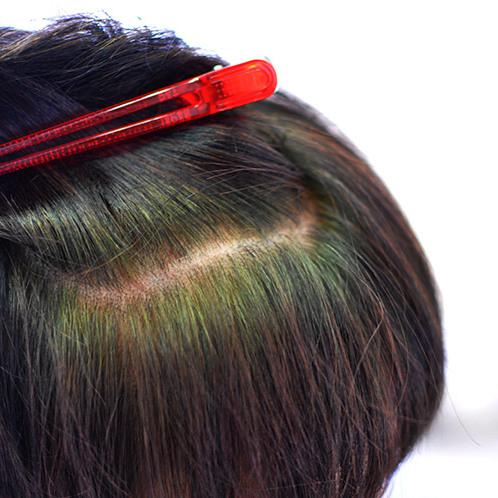 ヘナ(hana henna)で白髪染め